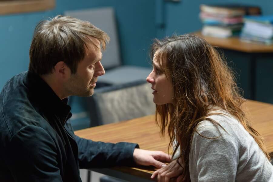 Dans Innocente (France 3), il était en couple avec Julie de Bona