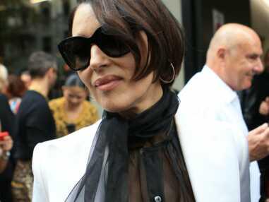 Monica Bellucci ose le carré court !