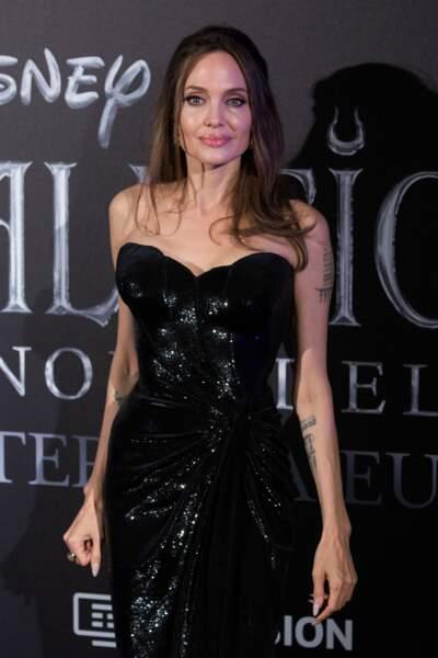 Angelina Jolie, alias Maléfique