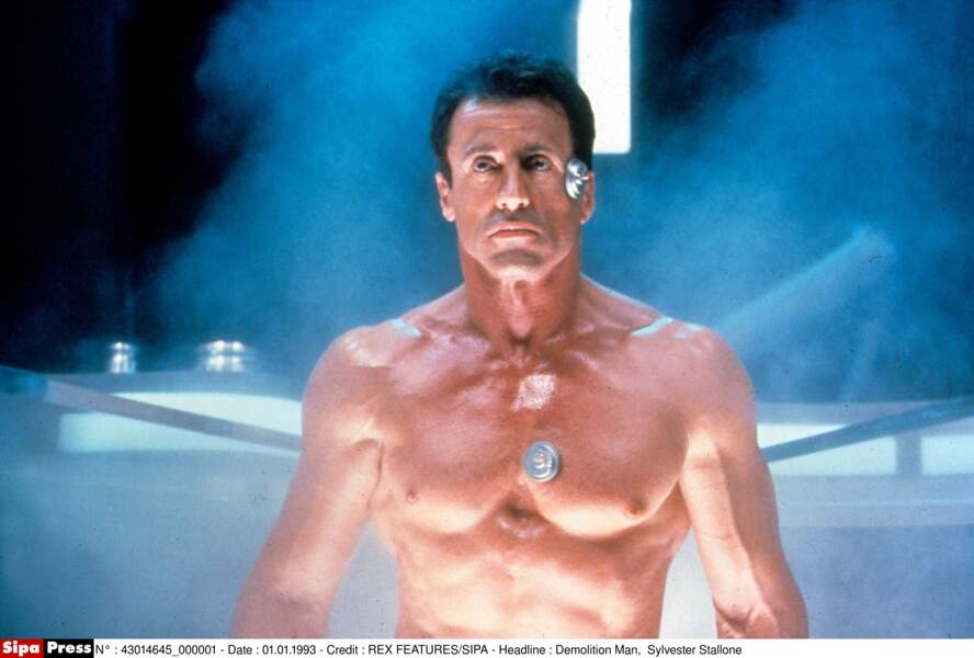 Demolition Man (1993) : toujours en forme(s)