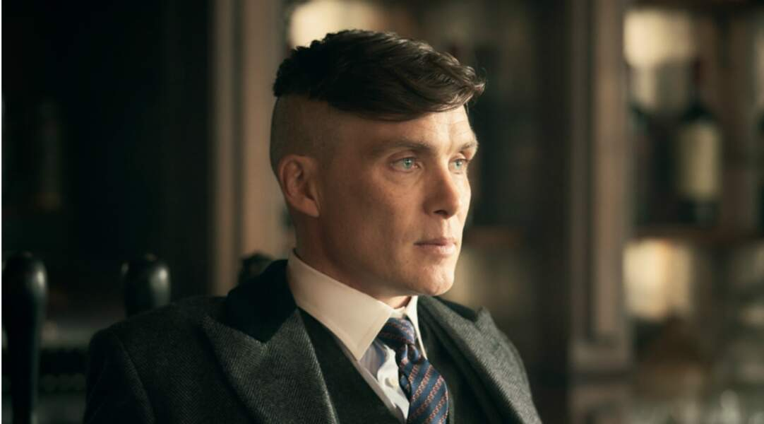 Thomas Shelby, le chef du clan familial, est interprété par...