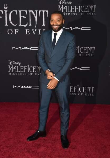 L'acteur Chiwetel Ejiofor
