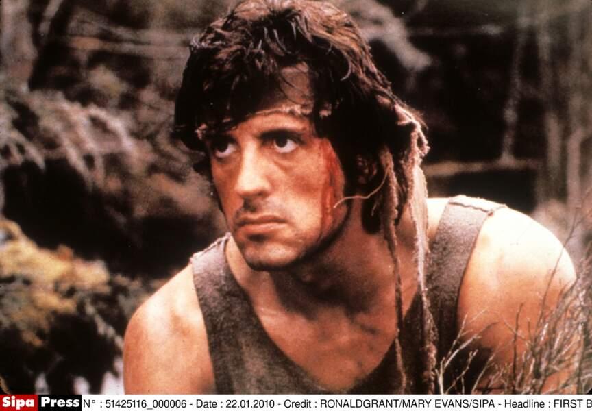 Rambo (1982), un autre personnage culte