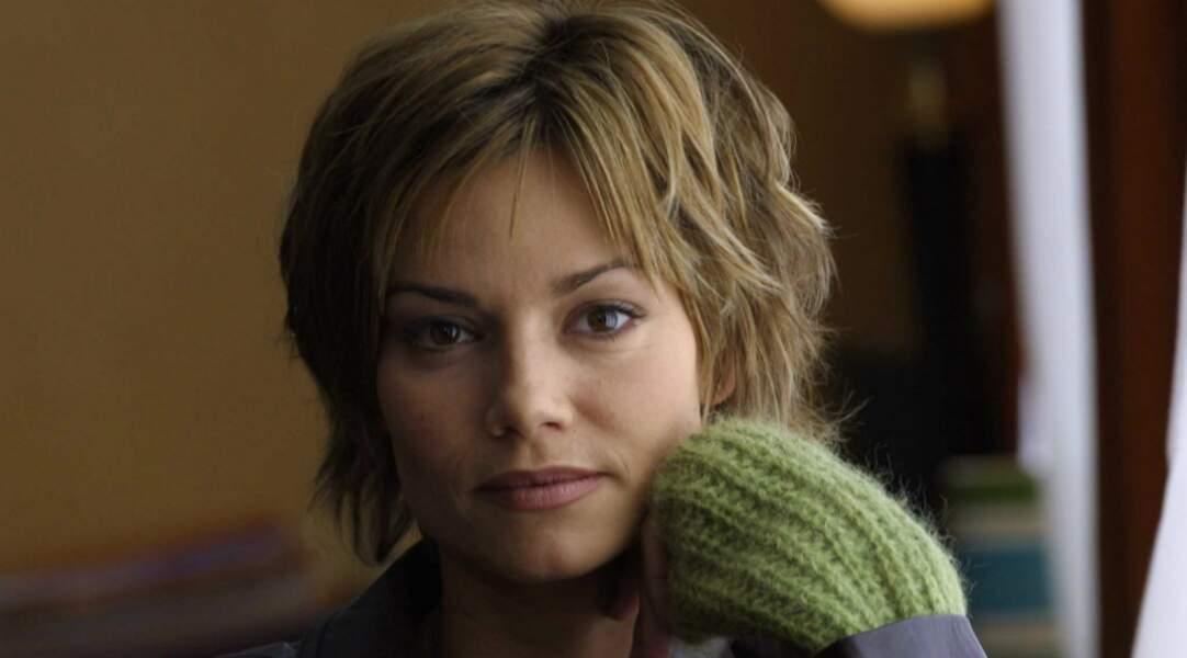 De 2000 à 2007, Ingrid Chauvin s'impose comme une Femme de loi dans la série éponyme de TF1