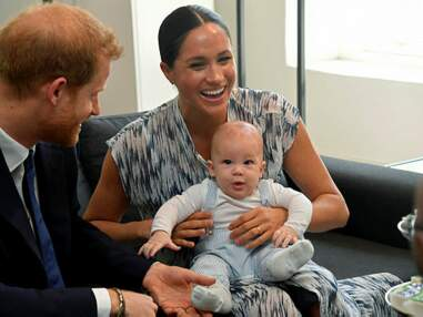 Quand Archie montre enfin sa bobine et rencontre Desmond Tutu