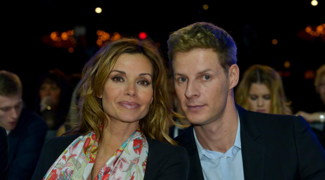 Puis de Top Model Belgique, avec Matthieu Delormeau