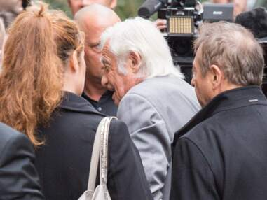 Obsèques de Charles Gérard : Jean-Paul Belmondo est venu dire adieu à son ami de toujours