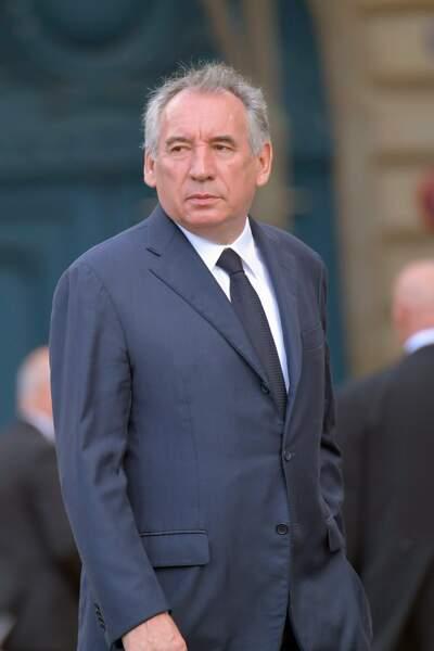 Ou encore François Bayrou.