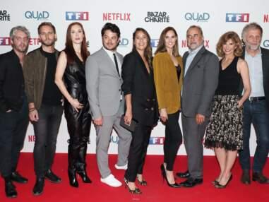 Le bazar de la charité (TF1) : Audrey Fleurot, Agustín Galiana, Tomer Sisley… Pluie de stars françaises lors de l'avant-première