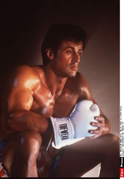 Dans Rocky 4 (1986), il incarne l'Amérique triomphante