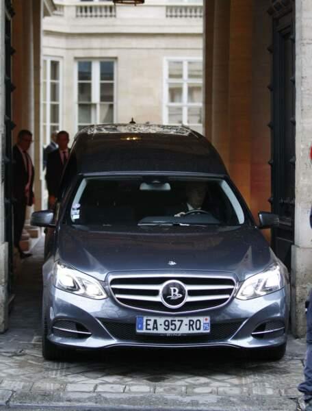 Les portes du 4 rue de Tournon, à Paris, se sont ouvertes à 12h55…
