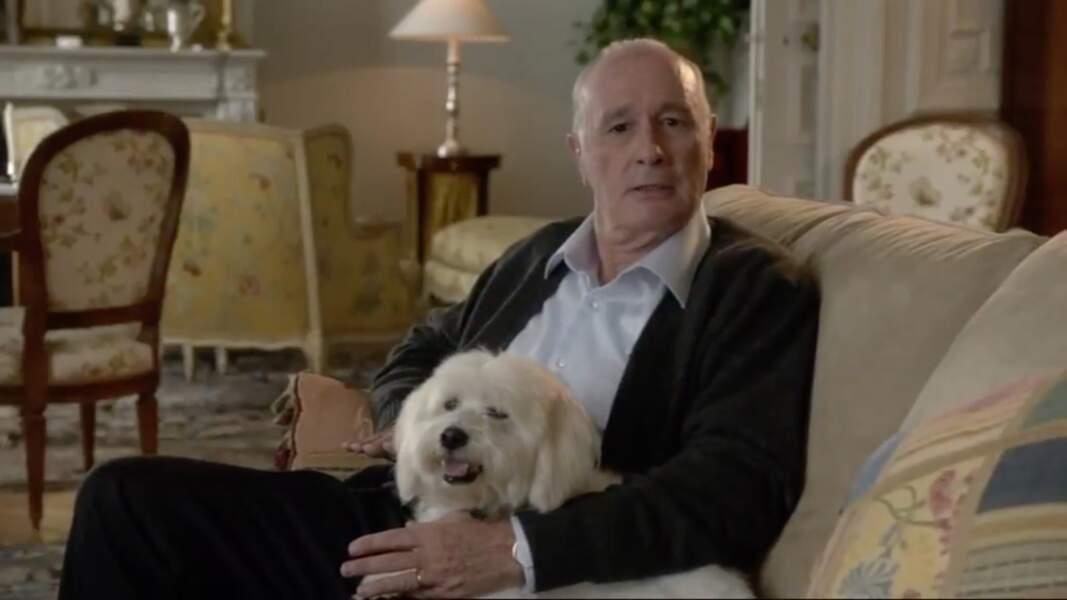 En 2013, Bernard Le Coq incarne un ancien président affaibli dans La Dernière campagne
