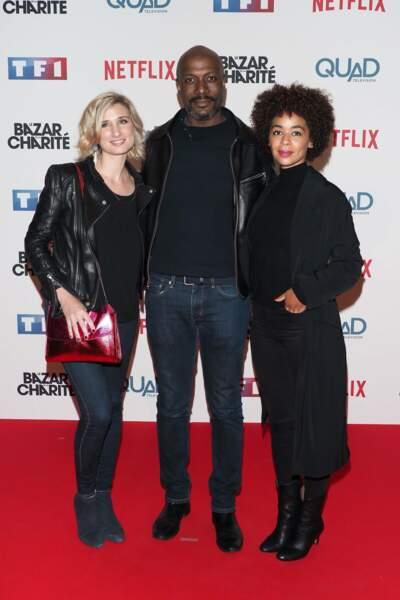 Harry Roselmack est très bien entouré, avec Diane Dassigny et Aurélie Konate