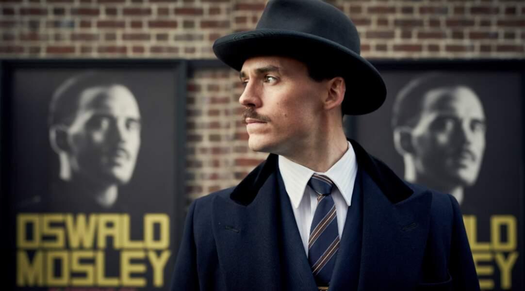 La saison 5 accueille de nouveaux personnages comme Oswald Mosley