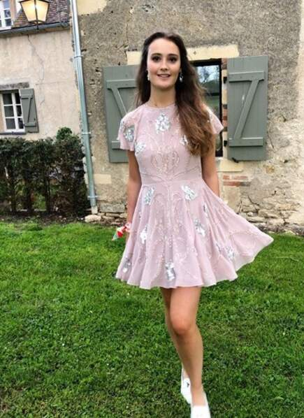 Style princesse à la campagne