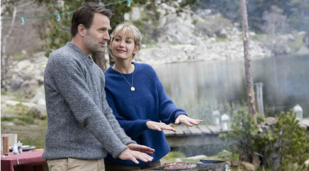 A l'antenne, Thomas Jouannet a incarné le mari de Caroline Anglade dans Pour Sarah (TF1), mais aussi..