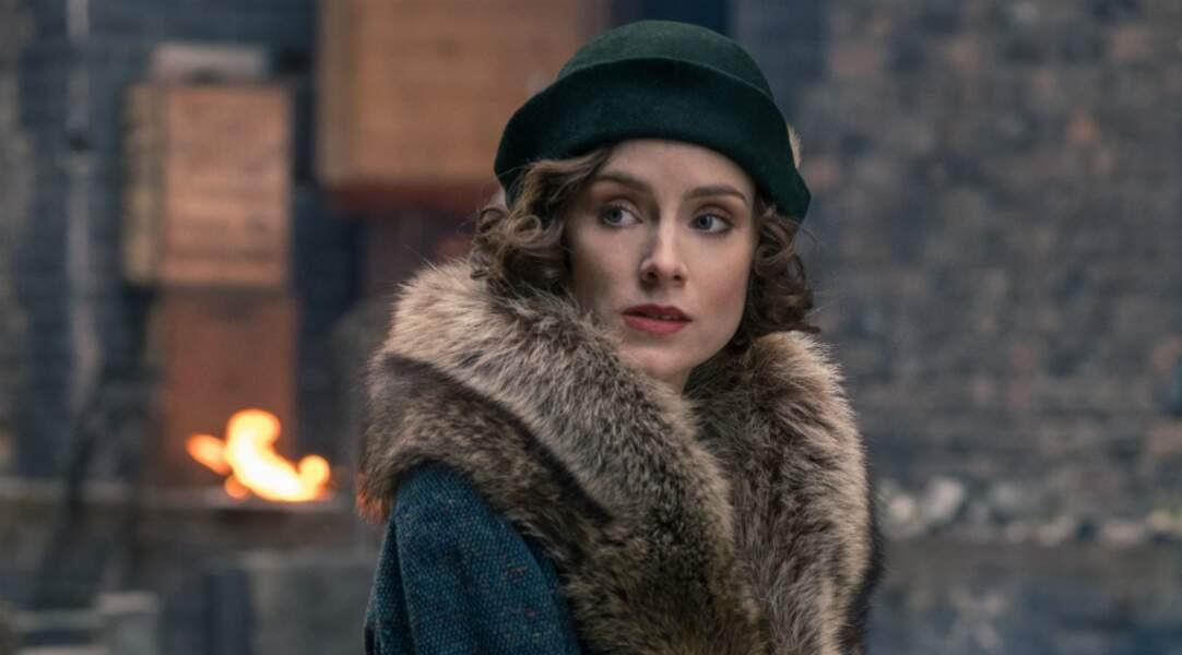 Autre femme de caractère, Ada Thorne, née Shelby