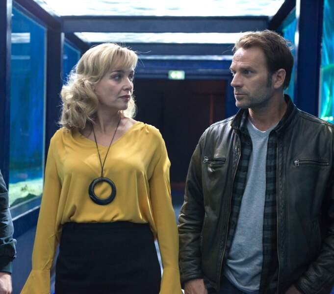 Thomas Jouannet a aussi séduit Elise Tielrooy dans La Promesse de l'eau (France 3)