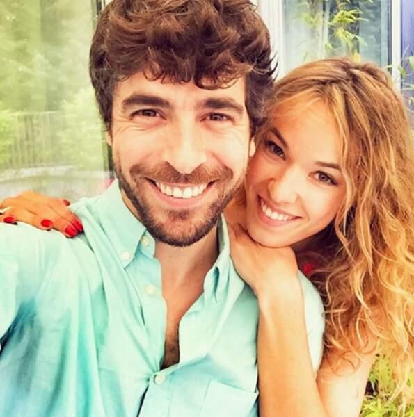 Adrian et Alyzée, le nouveau couple de la série