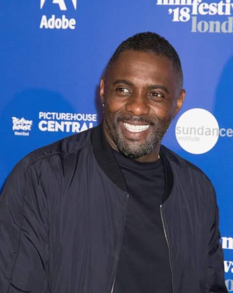 Idris Elba (Luther) jouera dans Turn up Charlie