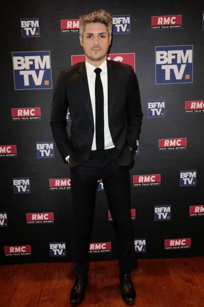 Jean-Baptiste Boursier quitte Grand Angle, sa tranche info sur BFMTV. Il devrait rester dans le groupe NextRadio