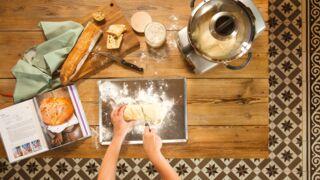 Brunch : le pain maison a tout bon !