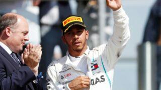 Formule 1 :  découvrez le nouveau salaire astronomique de Lewis Hamilton