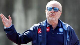 Le président de Naples Aurelio De Laurentiis humilie Karim Benzema !