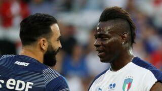 La blague de Mario Balotelli à Adil Rami en dit long sur son envie de rejoindre l'OM !