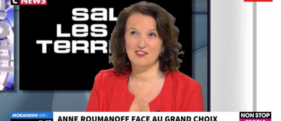Anne roumanoff d nonce les exc s d 39 on n 39 est pas couch c 39 est tr s violent - Humoriste on est pas couche ...