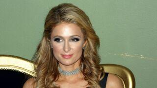 Paris Hilton, sosie de Kim Kardashian, pour la nouvelle collection de Kanye West