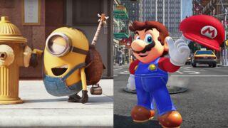 Mario bientôt de retour au cinéma grâce aux créateurs des Minions !