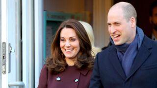 Kate Middleton et le prince William auraient choisi le prénom du Royal Baby n°3