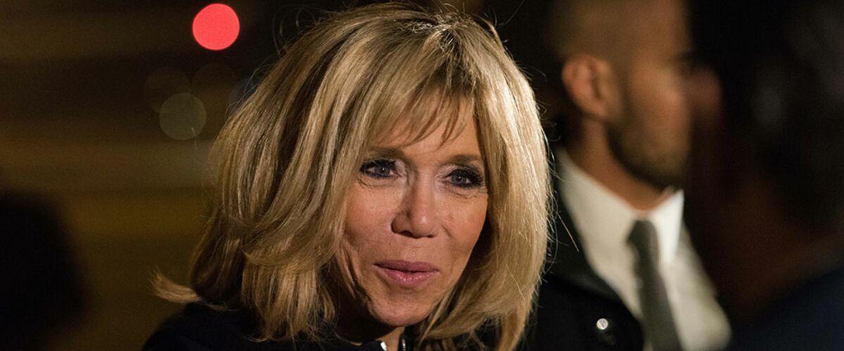 Brigitte Macron : son selfie improbable avec une star de l'Olympique de Marseille ! (PHOTO)