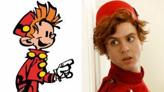 Les aventures de Spirou et Fantasio : les personnages du film ressemblent-ils à ceux de la BD ? (PHOTOS)