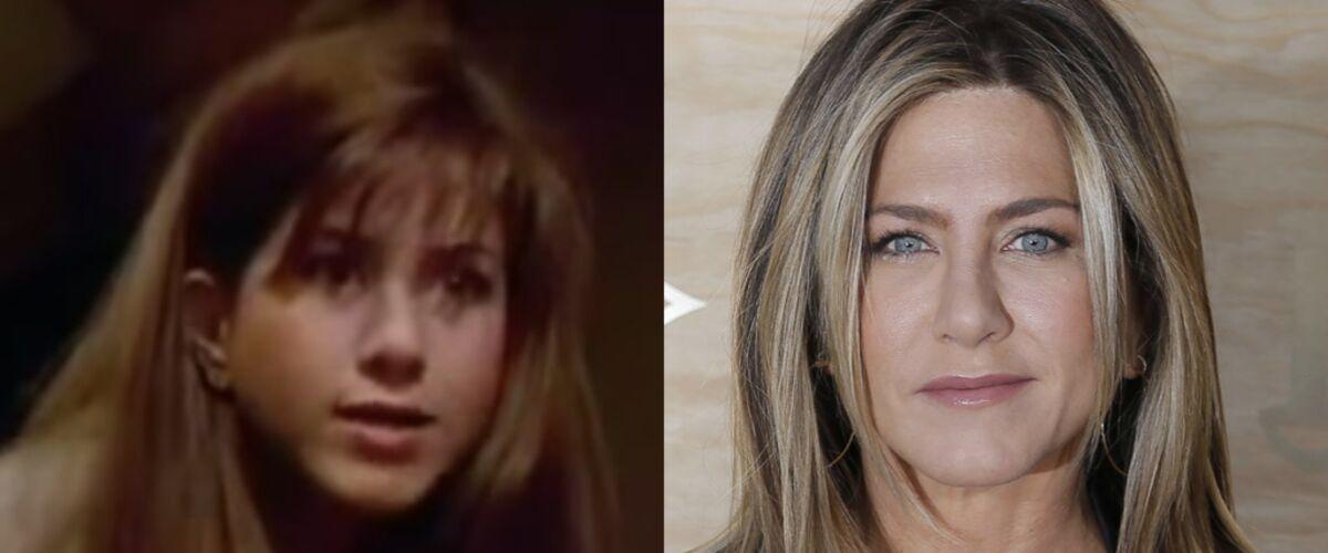 Jennifer Aniston (Joyeux Bordel) : depuis ses débuts, l'actrice a BEAUCOUP changé ! (PHOTOS)