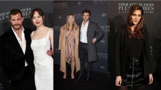 50 Nuances plus claires : Jamie Dornan et Dakota Johnson, Caroline Receveur, Iris Mittenaere… Du beau monde à l'avant-première ! (PHOTOS)