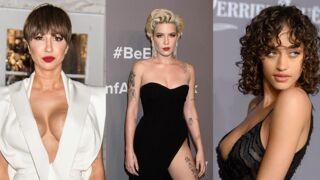 Gala de l'AmfAR : Sienna Miller, Alexandra Daddario... Festival de décolletés vertigineux et de robes sexy (PHOTOS)