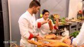 Exclu. Top Chef : obstinée, Tara n'arrête pas de rembarrer son coéquipier... Ce qui le gonfle royalement ! (VIDEO)