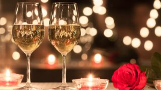 Saint-Valentin : 4 châteaux pour une fête des amoureux royale ! (PHOTOS)