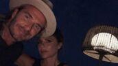 David et Victoria Beckham amoureux, Tom Brady et Gisele Bündchen sur la plage... les sportifs célèbrent la Saint-Valentin (PHOTOS)