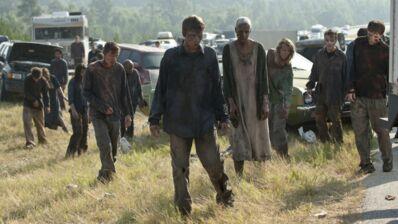 The Walking Dead : un premier zombie nu va apparaître