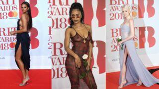 Brit Awards 2018 : un tapis rouge très très hot (PHOTOS)
