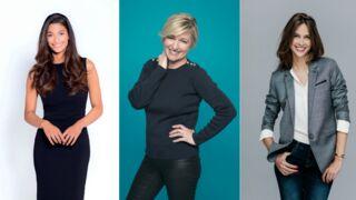 JT, jeux, météo... Voici dans quelles catégories les femmes sont les plus représentées à la télé (INFOGRAPHIES)