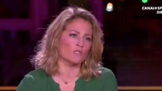 """Astrid Bard recadre Clément Poitrenaud (Canal+ Sport) : """"Il y a eu une plainte pour agression sexuelle. C'est pas 'basta' !"""" (VIDEO)"""