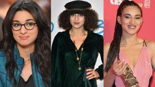 Le Brio (France 2) : les looks de Camelia Jordana, de Nouvelle Star aux Cesar (PHOTOS)
