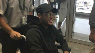 Comment Neymar a-t-il réagi à l'élimination du PSG en Ligue des Champions ?