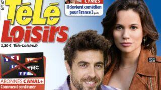 À la Une de Télé-Loisirs : Lucie Lucas et Agustin Galiana se confient sur la saison 8 de Clem