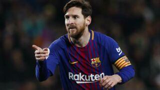 Lionel Messi, à nouveau papa, dévoile la première photo de son bébé