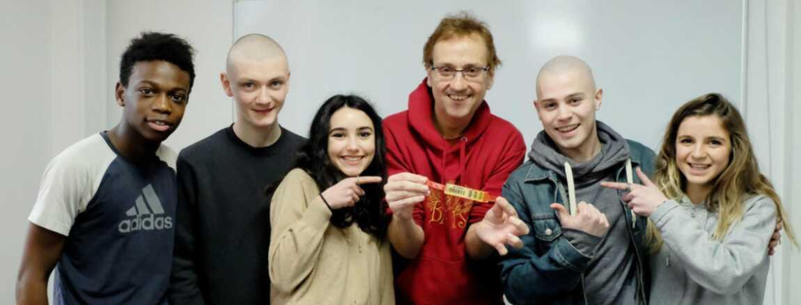 Les Bracelets rouges  rencontre avec Albert Espinosa, le vrai Clément de  la série